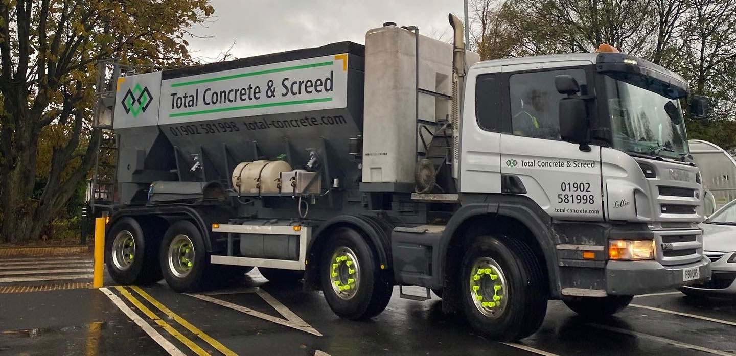 Ready Mix Concrete Suppliers Services Floor Screed